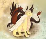 Inefables Dragons by Kiaraofpacera