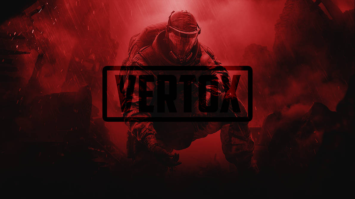 Vertox Rainbow Six Siege Wallpaper By Markomarkso12 On