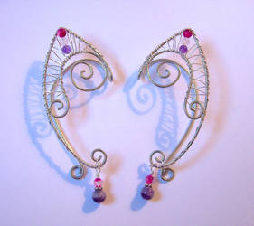 custom Elf Ears 13 Faerie Magic 101 registrant by jhammerberg