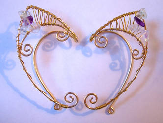 custom Elf Ears 15 Faerie Magic 101 registrant by jhammerberg