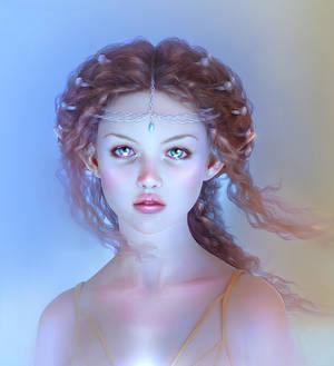 The silence shared with a fairy