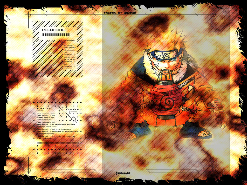 Naruto - Reloading... by dawakeup