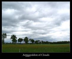 Armageddon of Clouds by dawakeup