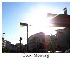 Good Morning by dawakeup