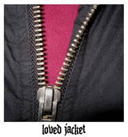 my loved jacket by dawakeup