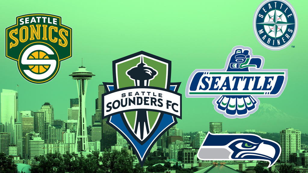 Image result for seattle sports teams
