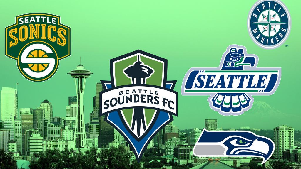 Seattle Sports Teams Wallpaper by jm2255 on DeviantArt