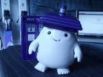 TARDIS hat for the Adipose