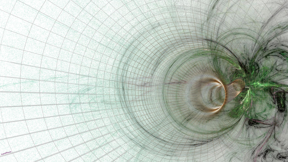 GreenTunnel by juandiphone