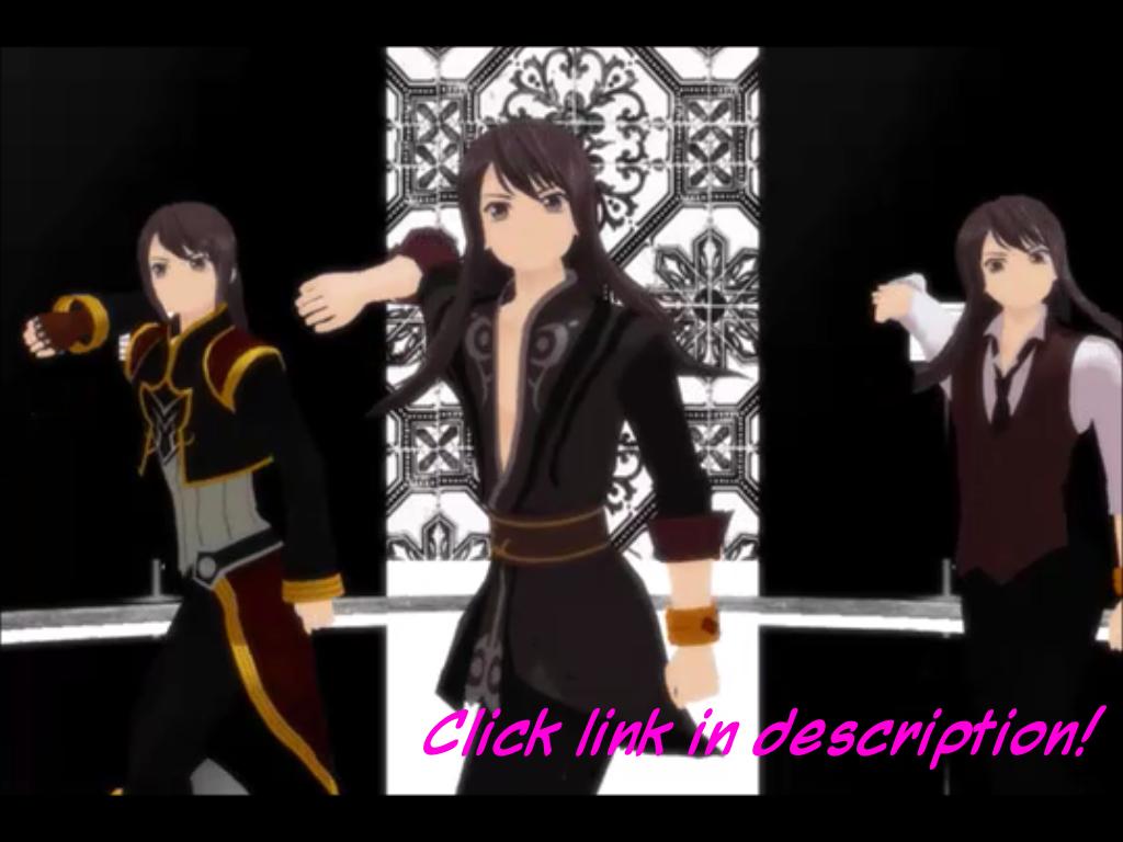 [MMD] Tales of Vesperia- Yuri's Echo by SakuraNights