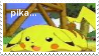 Pikachu Stamp by VergilsBitch
