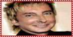 Barry Manilow Stamp by VergilsBitch
