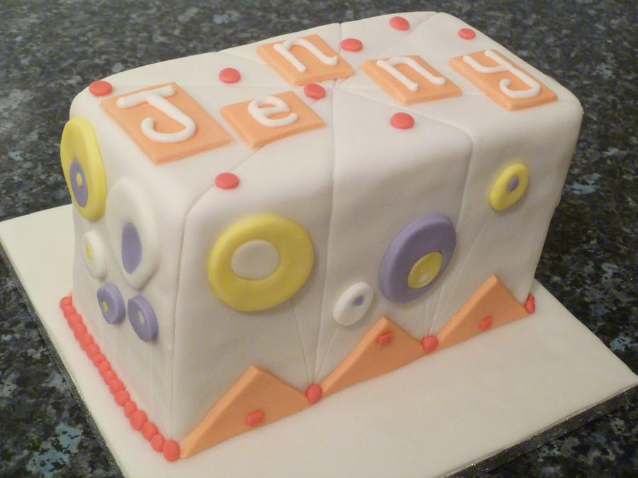 Graphic Design  Cake by Rebeckington on DeviantArt