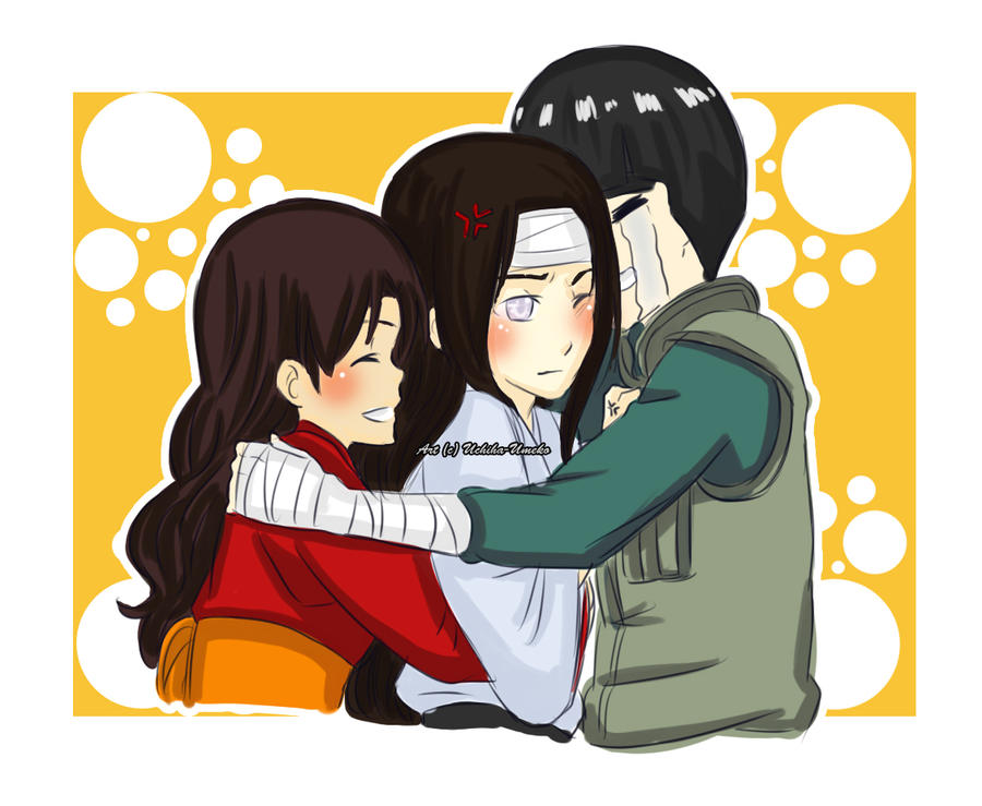 Happy birthday Neji san by Uchiha-Umeko