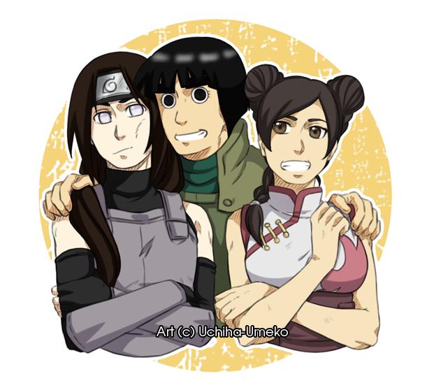 Team Gai2 by Uchiha-Umeko on DeviantArt
