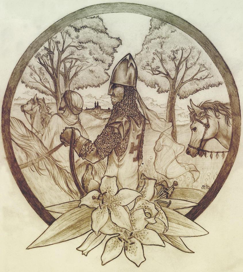 sir brian dubois-gilbert by heyemilyann