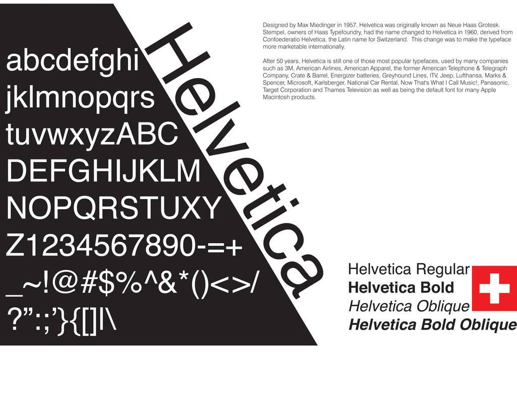 Helvetica Red by burn4 on DeviantArt