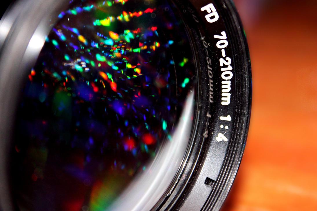 Into the Lense