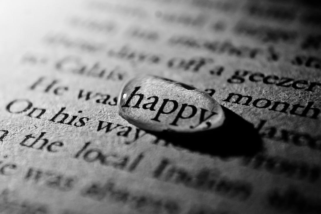 Happy. by JadeGreenbrooke