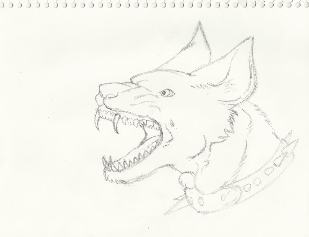 Dog #1 by Obi1kenobi454