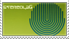 stereolab dots and loops album stamp by albumstamps