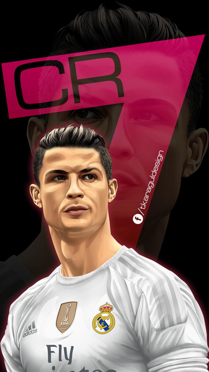 Cristiano Ronaldo Vexel by tkaragull on DeviantArt