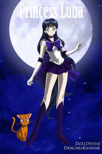 Sailor Princess Luna by DreamNotePrincess on DeviantArt