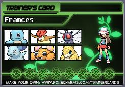 My Pokemon Team (G1) by DreamNotePrincess