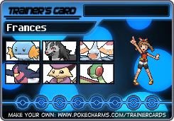 My Pokemon Team (G3) by DreamNotePrincess