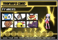 My Pokemon Team (G4) by DreamNotePrincess