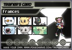 My Pokemon Team (G5) by DreamNotePrincess