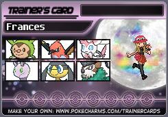 My Pokemon Team (G6) by SailorCureMarble14