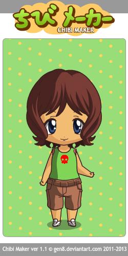 FNAF4 Kid- Holly by DreamNotePrincess
