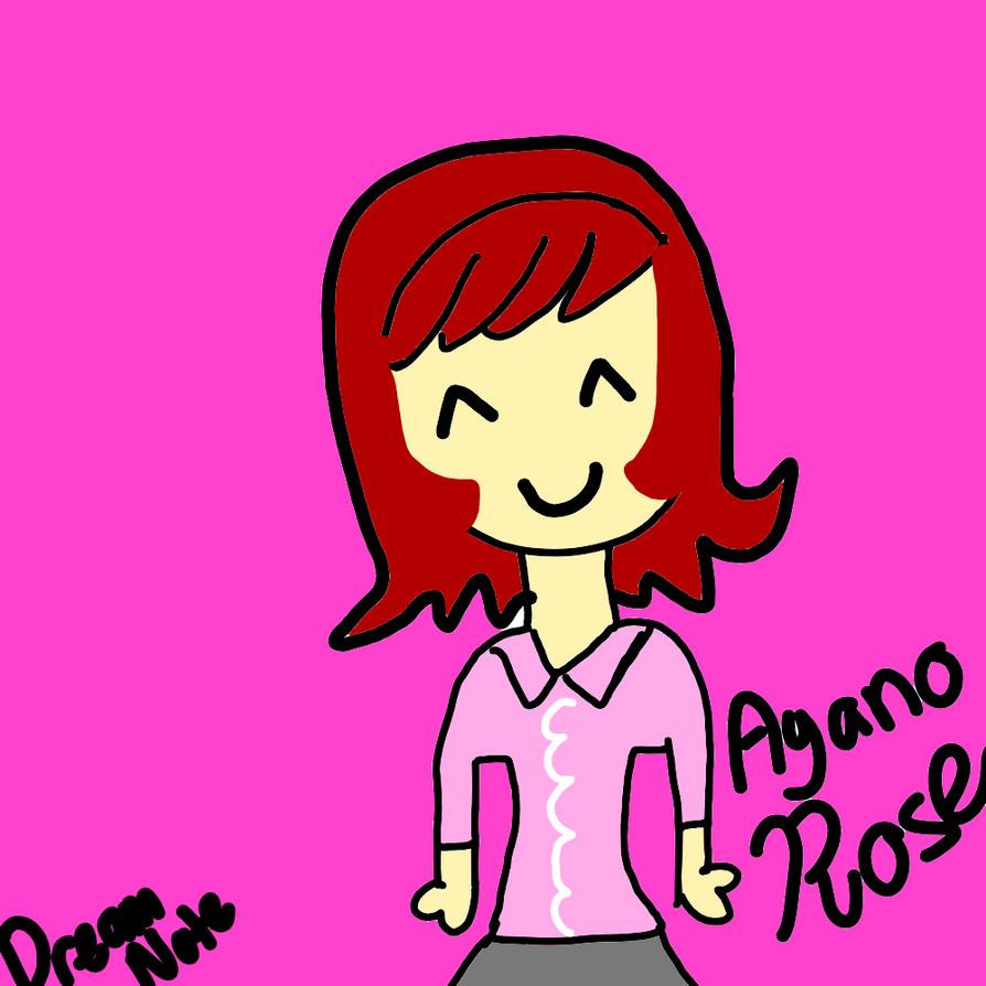 SHPC: Ayano Rose by DreamNotePrincess