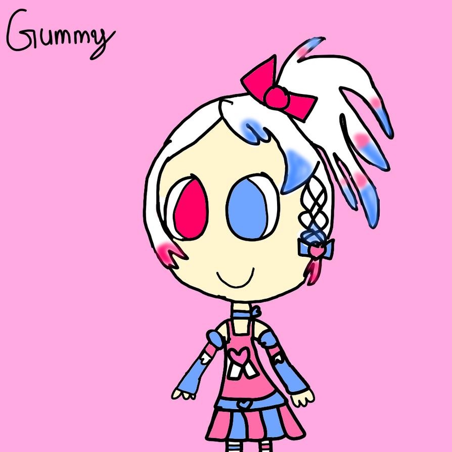 OC: Gummy by DreamNotePrincess