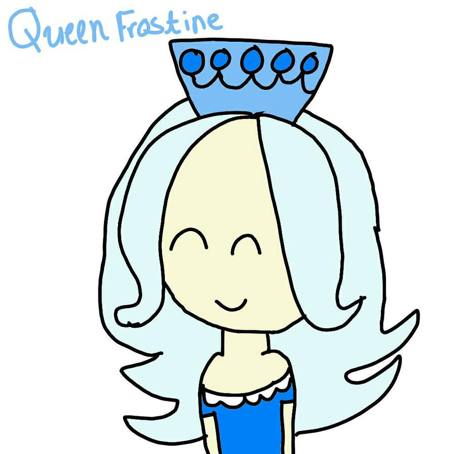 Candy - Land Z: Queen Frostine  by DreamNotePrincess