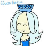 Candy - Land Z: Queen Frostine