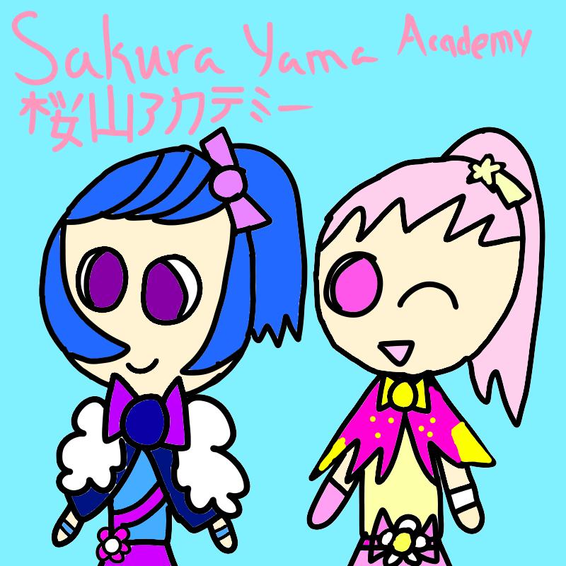 SYA: Sayuri and Zoe by DreamNotePrincess