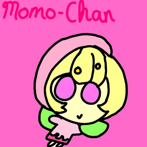 OC: Momo-chan by DreamNotePrincess