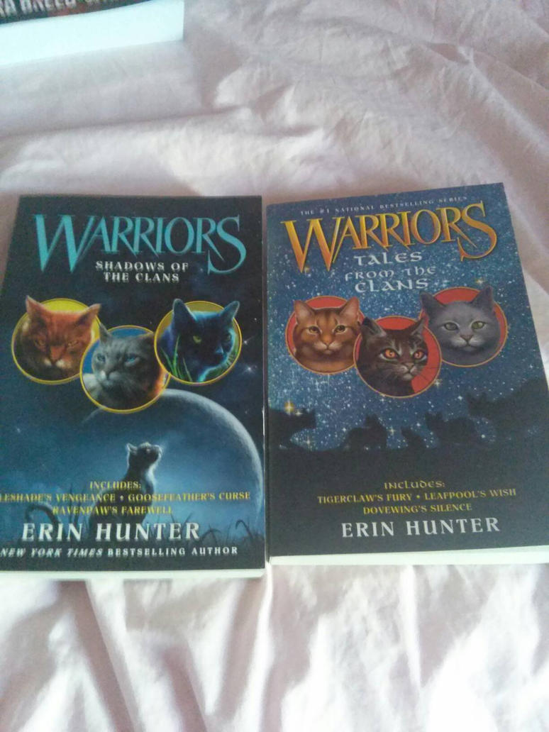 Warrior Novellas by DreamNotePrincess
