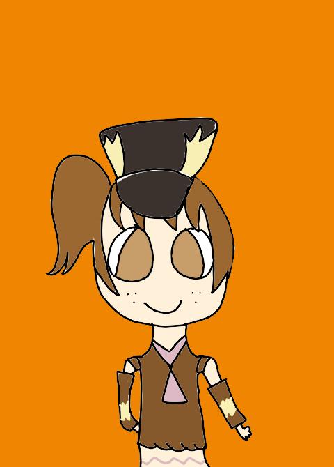 Mimi the Pidgey (Human Form) by DreamNotePrincess