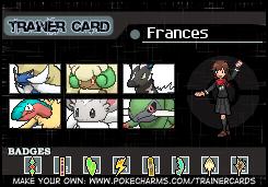 My Pokemon Black Team by DreamNotePrincess