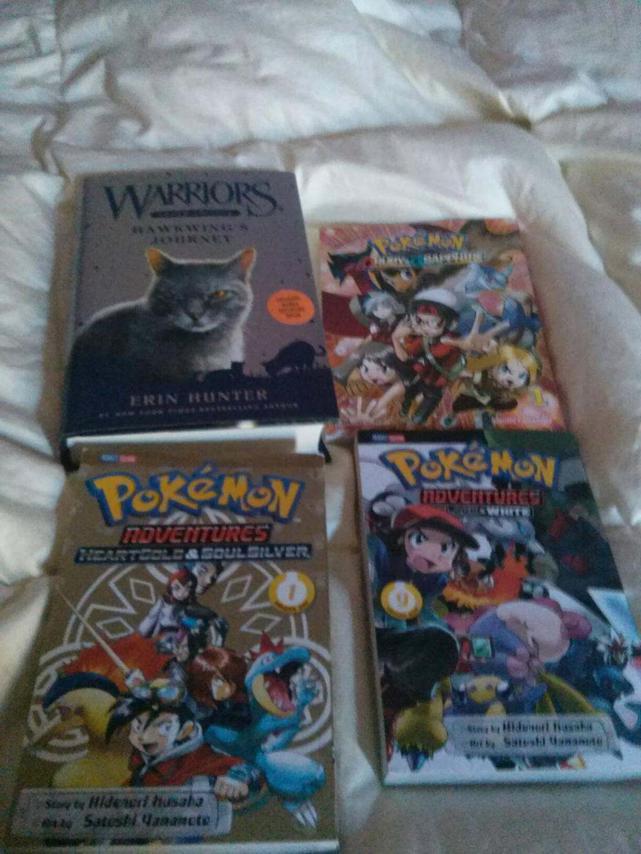 Books  by DreamNotePrincess