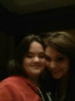 Me and Luaren Landa