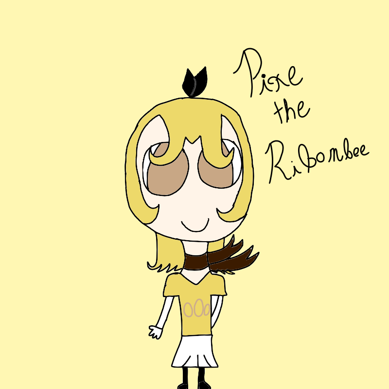 Pixie the Ribombee by DreamNotePrincess
