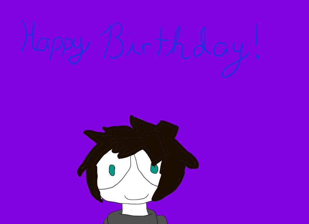 Happy Birthday Mark by DreamNotePrincess
