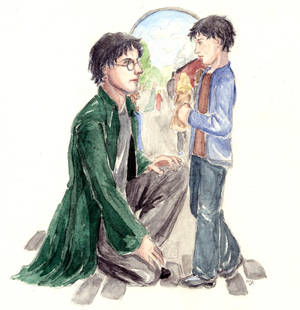 Deathly Hallows - Epilogue Art