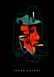 my art by soran0kalary