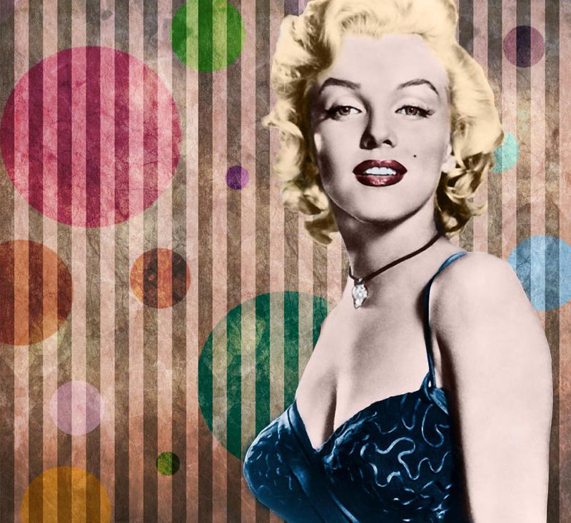 Marilyn,my darling... by hamesha