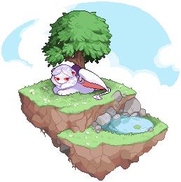 hen's island by yiq